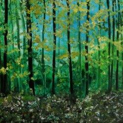 Magia del bosque verde 2