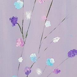Flores 20 multicolor
