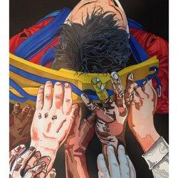 Hands of solidarity