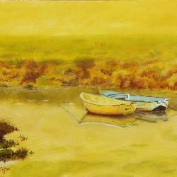 Barcas al alba