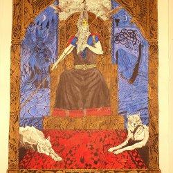 El trono de Odín