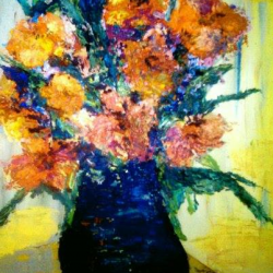 Flores rumano