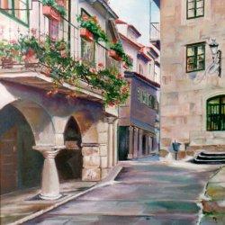 Star-square Pontevedra