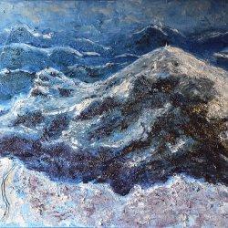 Snowy Gorbea.
