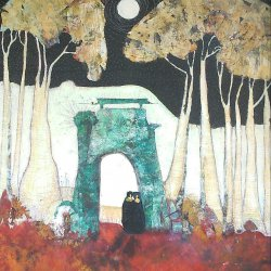 the forest gate ......... 100x90cm.jpg