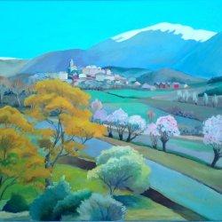 Spring to Cerdanya