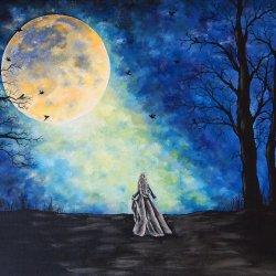 La Dama de la Luna