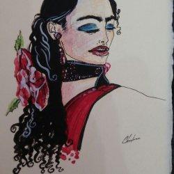 Recuerdo del flamenco