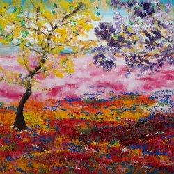 Landscape vividness