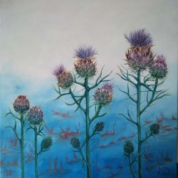 The Beauty of Thistles