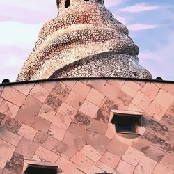 An afternoon with Gaudi