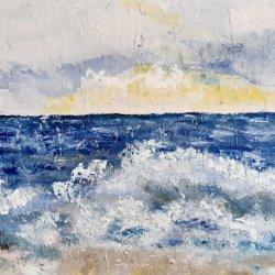 Brisa en el mar