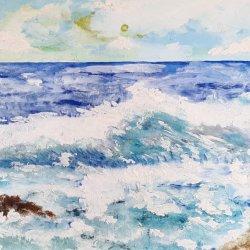 Sea and panoramic