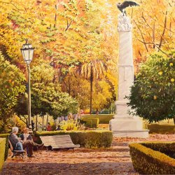 """""""Al solecito de otoño"""""""