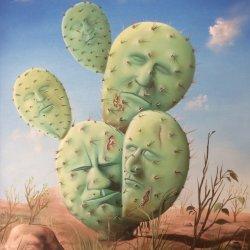 rostros del desierto