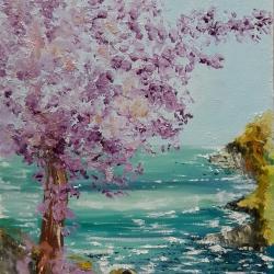 Mar y primavera