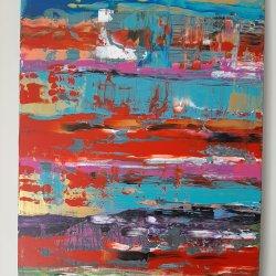 """""""Las Marismas"""", 90x60 cm, 400 euros"""