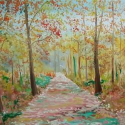Caminos y bosques