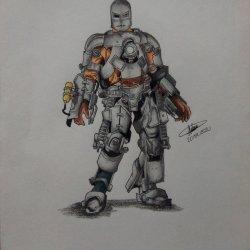 Iron Man MARK I