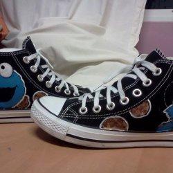 Zapatillas personalizadas I