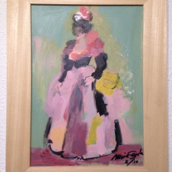 retrato 2 de Maria Sancho