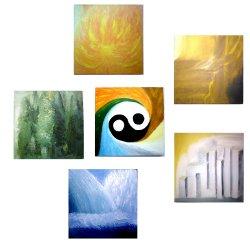 Universe (five elements fen-shuy)