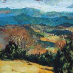 Paisaje de Girona