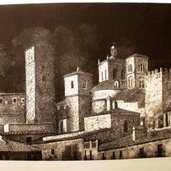 PARTIAL VIEW OF TRUJILLO (CACERES)