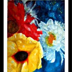 Flowers Shyntetic