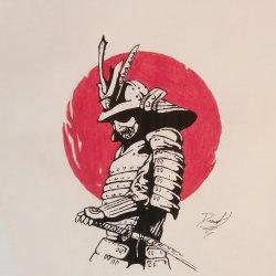 The Samurai Concentration