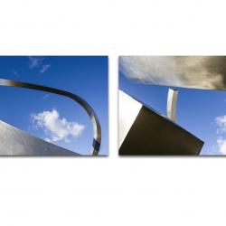 Nubes y plata
