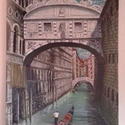 Puente de los Suspiros (Venecia Italia)