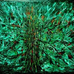 Inside the green