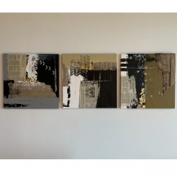 Triptych Collage