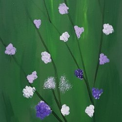 Flowers. 14 lilac