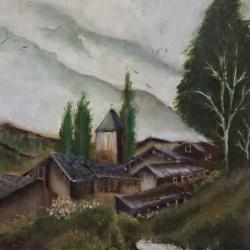 La tranquilidad de un Pueblo