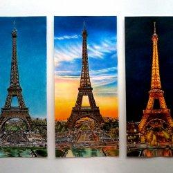Un Día en la Torre Eiffel