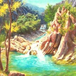 Río Truchas