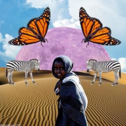 La niña del desierto