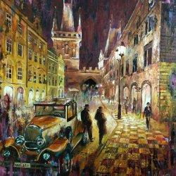 Midnight in Prague