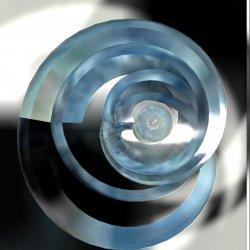 Blue Eye Spiral