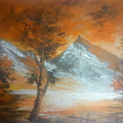 Cartulina pintada 7