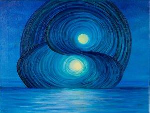 Espiral marina.