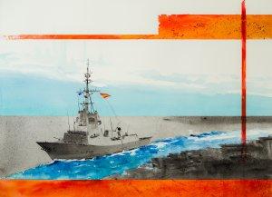 Fragata Almirante Juan de Borbón