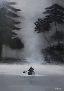 The fisherman and the forest