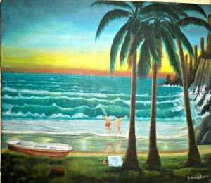Imaginary Beach