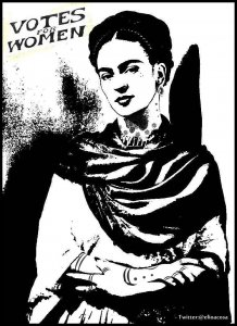 Frida Kahlo/Suicide Girls/