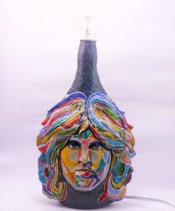 Lamp '' Jim Morrison ''