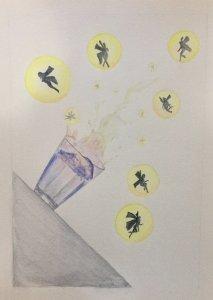 Metamorphosis of the fairies