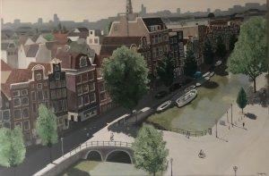 Amsterdam desde Oude Kerk